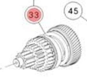 Obrázek Hilti spojka pro DD150U DD150-U DD150U suP clutch kupplung