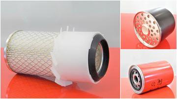 Obrázek servisní sada filtrů filtry pro Zeppelin ZM 6B ZM6B Set1 filter filtre suP