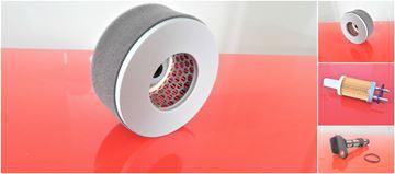 Obrázek servisní sada filtrů filtry pro Komatsu PC02-1 PC02-1 PC02-1A PC02/1 s motorem  1D75 Set1 filter filtre set kit satz