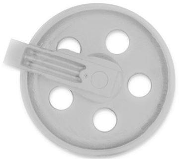Obrázek vodící napínací kolo Idler vč. bočnic celková výška kola 415/442mm pro Komatsu PC60-5 PC60L5 PC60-6 PC60L6 PC60-7 PC70-6 PC75UU-3 PC78MR6 PC78MR-6 PC78US-5 PC78US-6 PC88MR6 PC88MR8 PC88MR-8SAA PC70-7