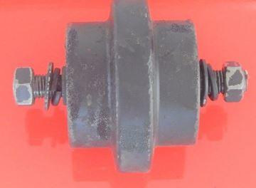 Obrázek vodící rolna spodní kladka instalační šířka 88mm Type A36 pro Schaeff HR2.0 HR12 HR13 Terex TC20 Bobcat 323 X323 430ZTS 430D 430G E16 E 16 X320 X322 X322D 322D 321 Hanix H15A OundK Orenstein Koppel RH1-17 year 2000
