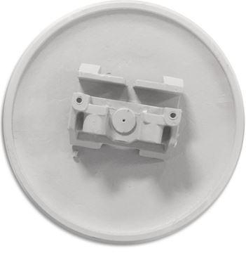 Image de Roue folle incl. supports - hauteur totale de la roue 615/655mm Case 1150B 1150C 1150D 1150E 1150G 1150H 1150K