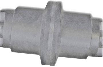 Obrázek  NEW TYPE vodící rolna spodní kladka instalační šířka 242mm Type A26 pro Kubota KX161-2 U45 ...