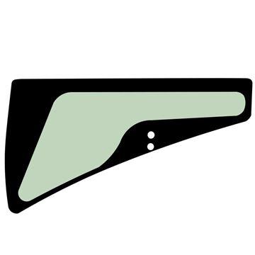 Picture of LOWER DOOR WINDOW CATERPILLAR / MOROOKA / SOILMEC / 300 C SERIES - 312C 315C 315CL 318C 318CL 318CNL 319CNL 320C 320CL 320CU 322C 325C 330C 345C (2003-2007) / 300 D SERIES - 312D 315D 320D 321D 323D 324D 325D 329D 330D 330D2 336D 345D