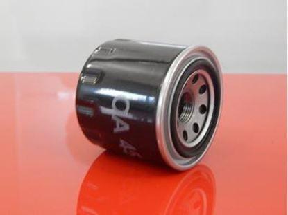 Obrázek olejový filtr pro Neuson 2902RD motor Yanmar 3TNE88/ENSR