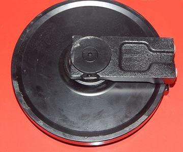 Obrázek vodící rolna napínací kolo idler pro Kubota K008 suPSN