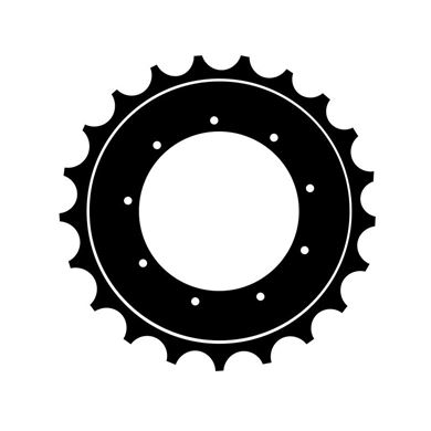 Picture for category Sprockets / turas