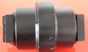 Obrázek vodící rolna spodní kladka instalační šířka 190mm Type A26 pro Atlas 605R Hitachi ZX50 JCB 8052 8055 8060 Libra 150S neuson wacker 5001 5002 50Z3 6002 6003 ET65 Terex T48 T50 Volvo EC45 ...