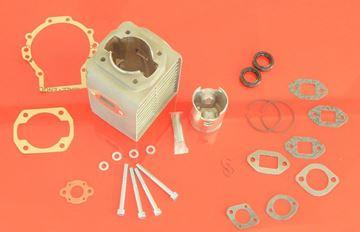 Obrázek kompletní válec včetně píst těsněni svíčka ložisko pístu pístní kroužky čep nahradí original WACKER Neuson pro WM80 WM 80 motor - čísla k porovnaní 0045909 0099336 pro BS60 Y BS62 Y BS 600 BS 60 62 BS60 BS62 Y BS60Y BS62Y BS600 BS60-2 BS650 BS700 BS70-2 BS50-2 BS600 BH22 BH24 BS500 BH22 BH23 BH24 BS500 BS50-2 BS50-2i BS600 BS60-2 BS60-2i BS650 BS700 BS70-2 - Zylinder für WM80 ohne KAT cylinder