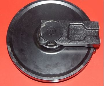 Picture of idler for Kubota K008DH