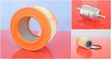 Obrázek servisní sada filtrů filtry pro Ammann APH6020 od roku výroby 2012 s motorem Hatz 1D81S Set1 filter filtre