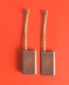 Image de carbon brushes fits HILTI TE6A TE-6A
