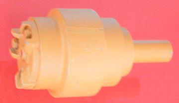 Obrázek nosní rolna 4I-7345 horní kladka instalační šířka 140mm Type B10 pro cat caterpillar 311 312B 312C 314C 4I7345 312 314