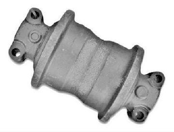 Obrázek vodící rolna spodní kladka instalační šířka 222mm Type A96 pro Atlas Case Poclain Cat JCB Hyundai Daewoo / Doosan Solar 175LC / V Hanomag John Deere ...
