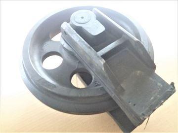 Imagen de rueda tensora idler mini excavadoras para Kubota KX101.3 KX101-3 KX101/3 alfa KX91.3 KX91-3 KX91/3 U35-1 U35.3 U35-3 U35/3