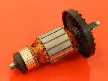 Picture of armature rotor DUSS P60 P-60 origin DUSS new / maintenance repair service kit high quality
