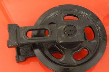 Изображение натяжное колесо idler мини-экскаваторы для Wacker Neuson 1402 1403 1404 1503 1703 1903 2203 ET18